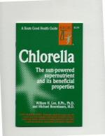 Pure Chlorella: Sun-powered Energy