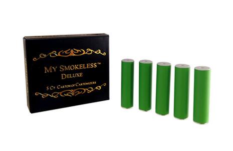 Max Menthol Prefilled E cig cartridges