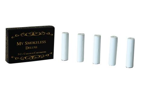 My Smokeless Silky Vanilla E cig cartridges