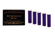 My Smokeless Grape E cig cartridges