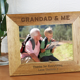 Personalised Birthday Gifts For Grandad