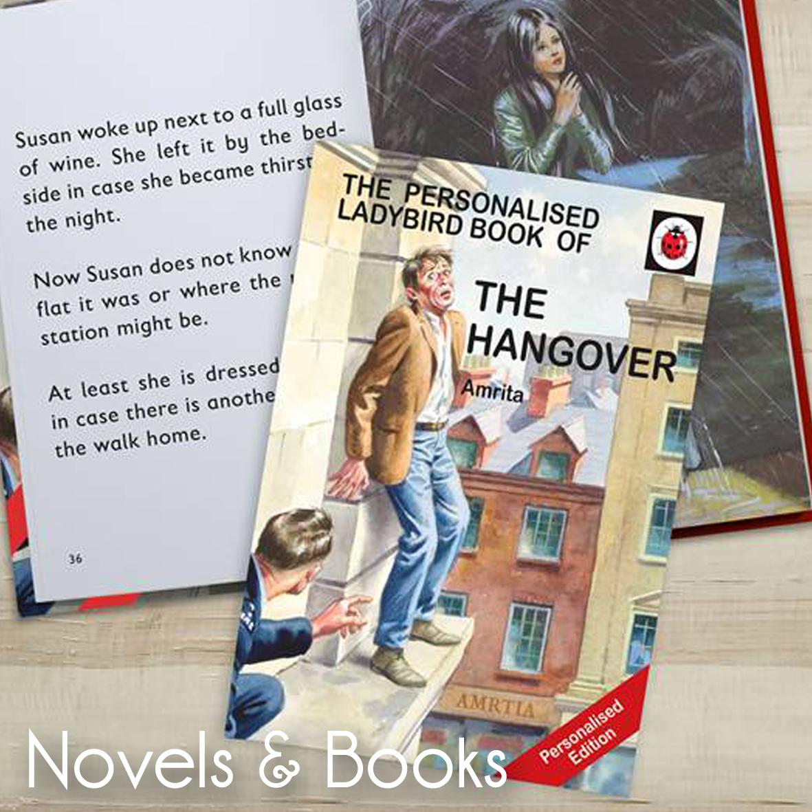 Novels & Books