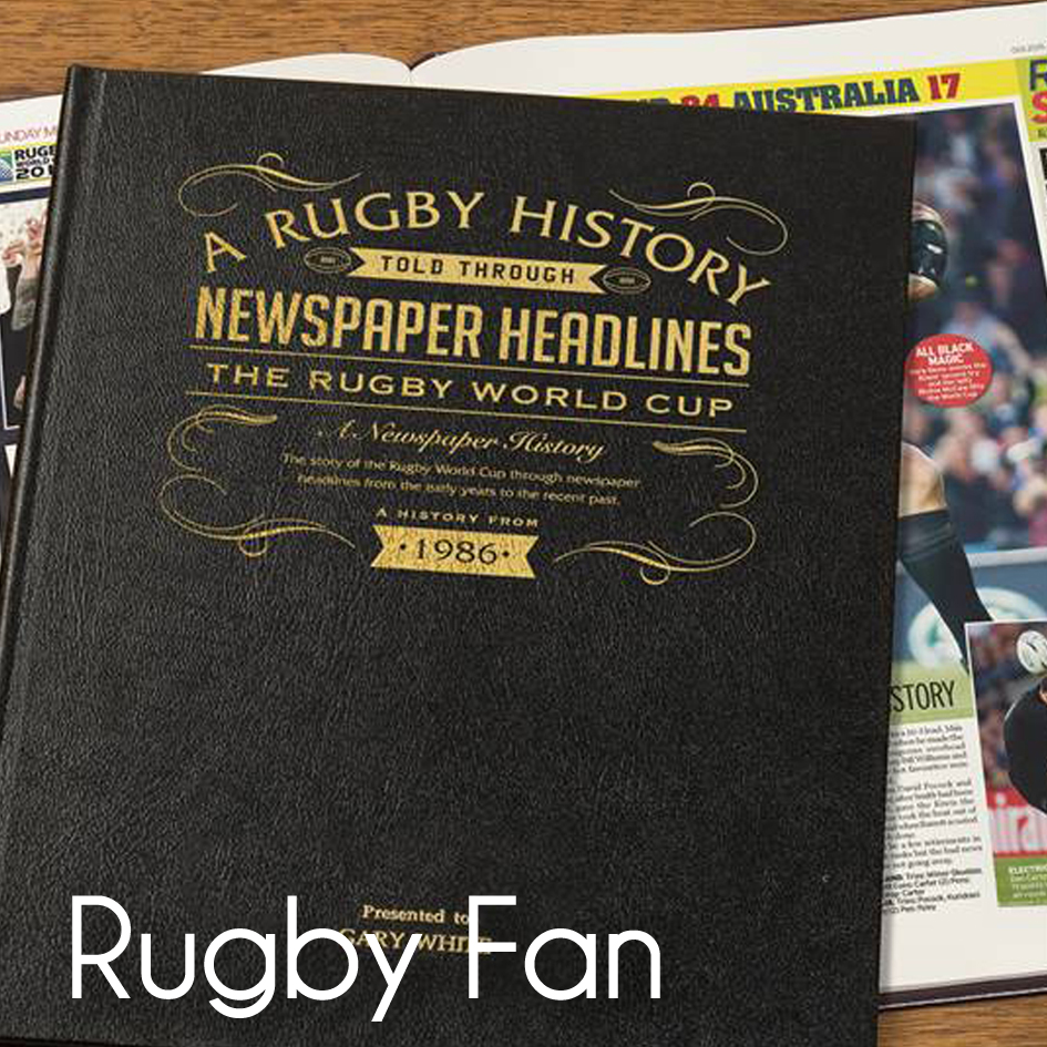 Gifts For The Rugby Fan