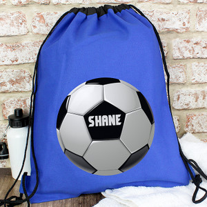 Personalised Football Kit Bag From Something Personal