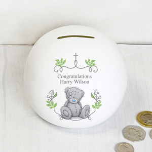Personalised Me To You Natures Blessing Money Box From Something Personal