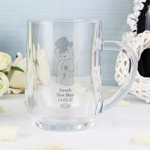 Personalised Me To You Wedding Tankard From Something Personal
