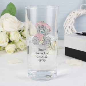 Personalised Me To You Wedding Hi Ball Glass From Something Personal