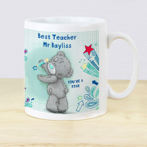 Personalised Me To You Teacher Mug From Something Personal