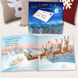 Personalised Your Letter To Santa Book From Something Personal