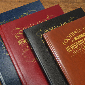 Personalised Football Book From Something Personal