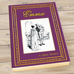 Personalised Emma Novel From Something Personal