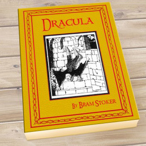 Personalised Dracula Novel From Something Personal