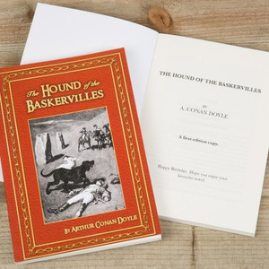 Personalised The Hound Of The Baskervilles From Something Personal