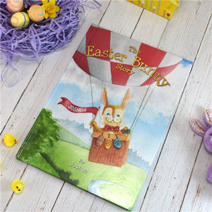 The Easter Bunny Story Personalised Book From Something Personal