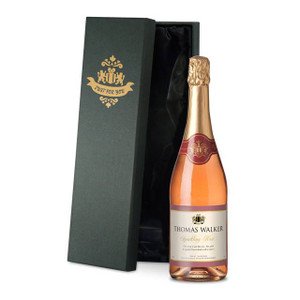 Personalised Sparkling Rose From Something Personal