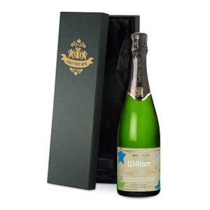 Personalised Fathers' Day Labels Cava From Something Personal