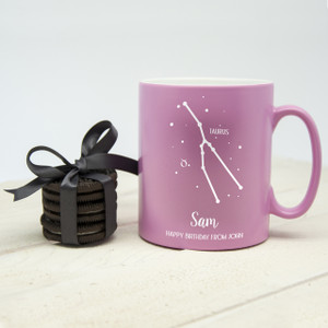 Personalised Constellation Mug From Something Personal