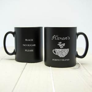Personalised Perfect Blend Mug From Something Personal