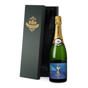 Personalised Spurs Labels Champagne From Something Personal