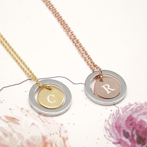 Personalised My World Necklace & Keepsake From Something Personal