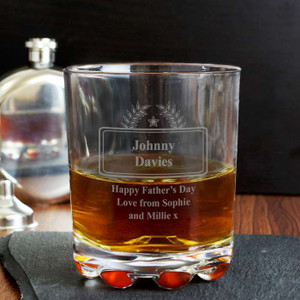 Personalised Luxury Tumbler From Something Personal