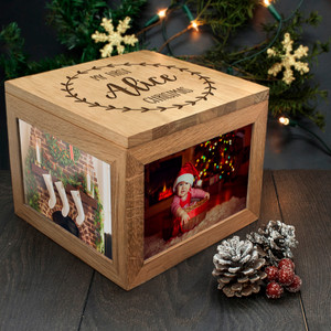 Personalised My First Christmas Memory Box From Something Personal