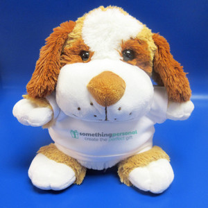 Personalised Parsley Puppy Soft Toy From Something Personal