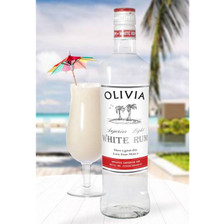 Personalised White Rum From Something Personal