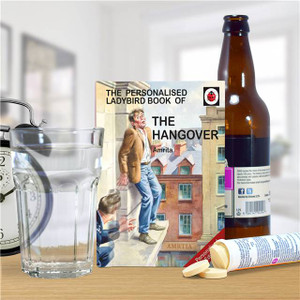 Personalised The Hangover Ladybird Book From Something Personal