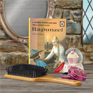 Personalised Rapunzel Ladybird Book From Something Personal