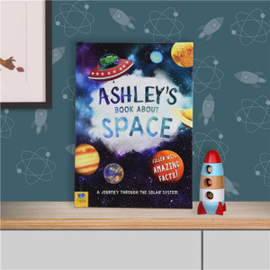Personalised My Book About Space From Something Personal