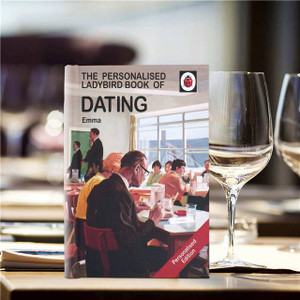 Personalised Dating Ladybird Book From Something Personal