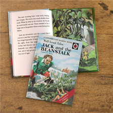 Personalised Jack & The Beanstalk From Something Personal