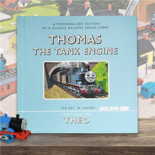 Personalised Thomas The Tank Engine From Something Personal