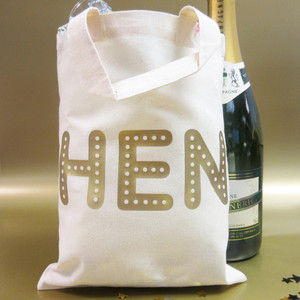 Personalised Hen Party Bag From Something Personal