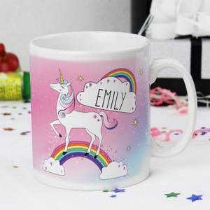 Personalised Unicorn Mug From Something Personal