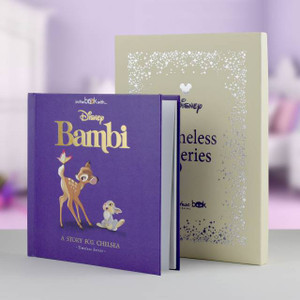 Personalised Disney Bambi Story Book From Something Personal