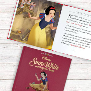 Personalised Disney Snow White Story Book From Something Personal