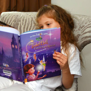 Personalised Disney Fairies Story Book From Something Personal