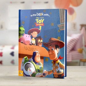 Personalised Disney Toy Story 3 Book From Something Personal