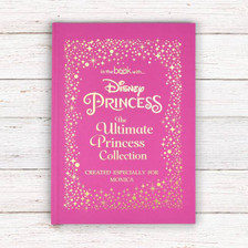 Personalised Disney Princesses Book From Something Personal