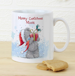 Personalised Me To You Christmas Mug From Something Personal
