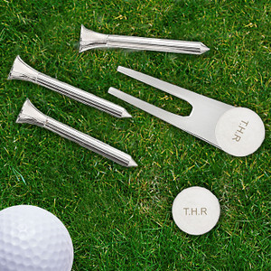 Personalised Golf Set From Something Personal