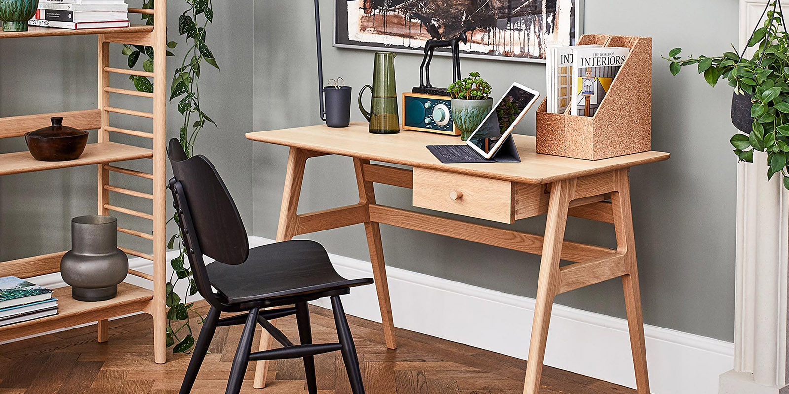 Papillon Interiors Home Office Collection
