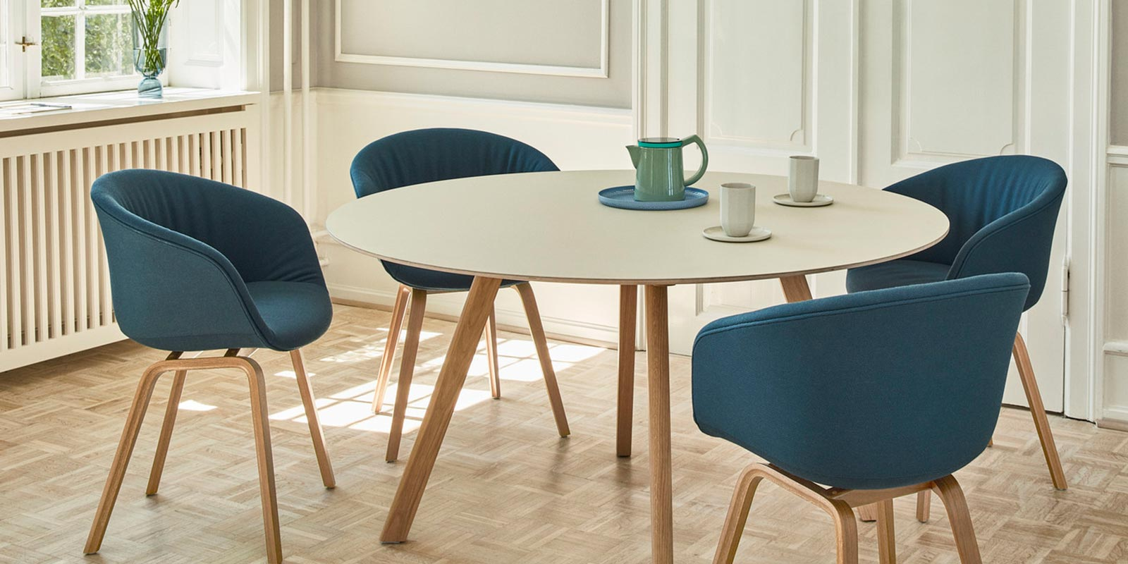 HAY About A Chair AAC Soft Collection - 20% Off Dining 2021