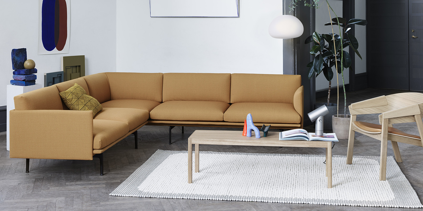 20% Off Muuto Outline Sofa Collection