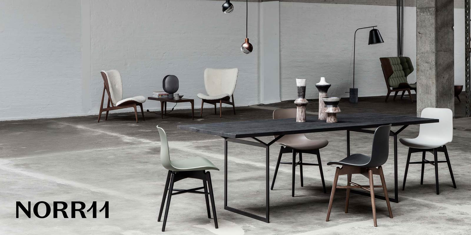 Papillon Interiors Dining Table Collection