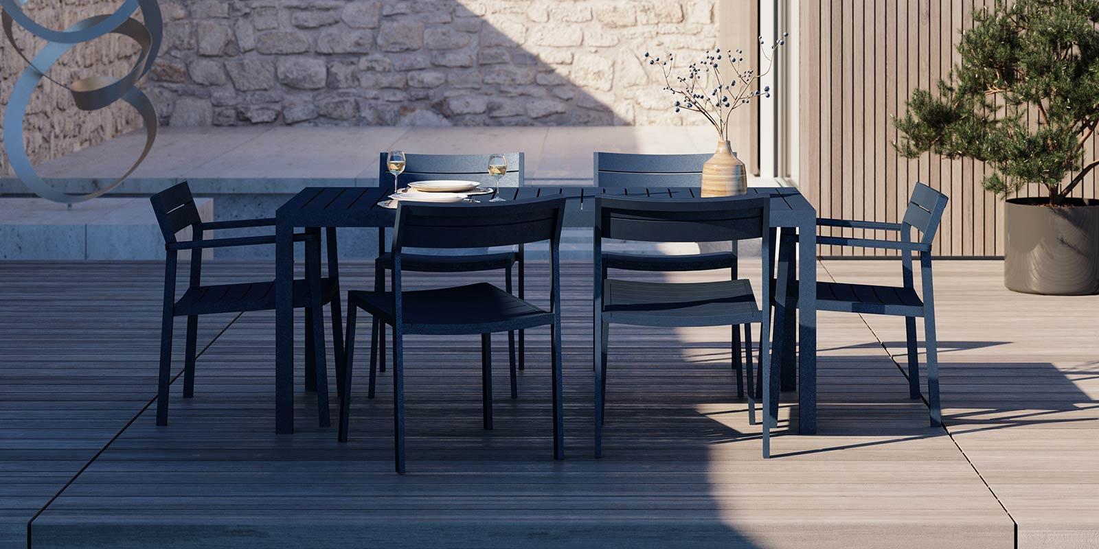 Case Eos Outdoor Furniture Collection