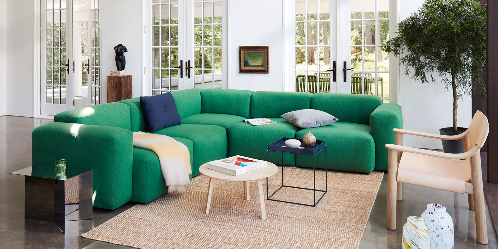 Papillon Interiors Sofas - HAY Mags Sofa