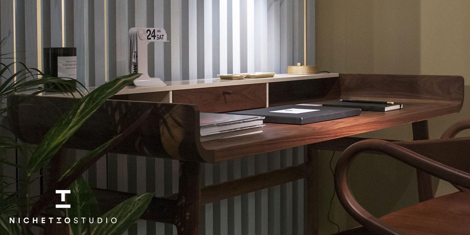 Nichetto Harold Desk